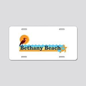 Bethany Beach DE - Beach Design Aluminum License P