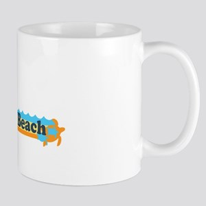 Bethany Beach DE - Beach Design Mug