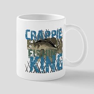 Crappie Fishin' King Mug