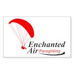 Enchanted Air Sticker (Rectangle 10 pk)