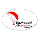 Enchanted Air Sticker (Oval 10 pk)