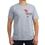 Enchanted Air Men's Fitted T-Shirt (colors)