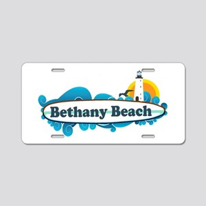 Bethany Beach DE - Surf Design. Aluminum License P