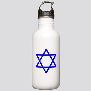 STAR OF DAVID Stainless Water Bottle 1.0L