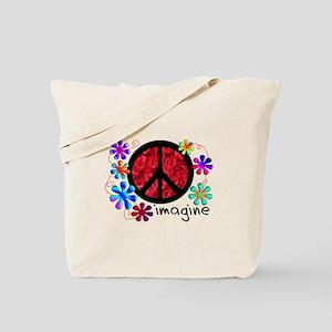 Retro Vintage 70's Tote Bag