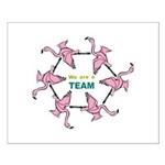We Are Team Small Poster