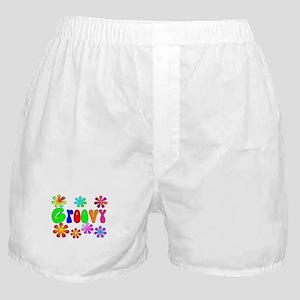 Retro Vintage 70's Boxer Shorts