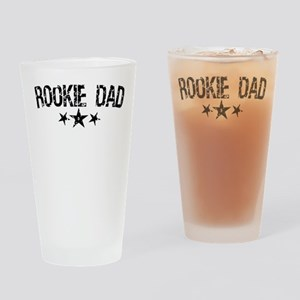 Rookie Dad Pint Glass