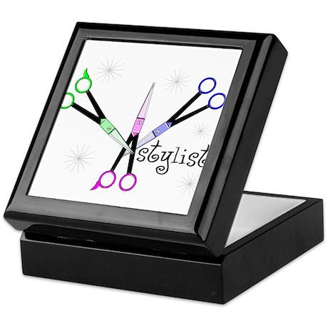 Hair Stylist/Beauticians Keepsake Box