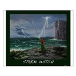 Storm Witch Poster