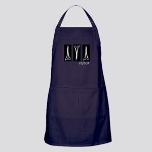 Hair Stylist/Beauticians Apron (dark)