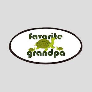 Favorite Grandpa Patches