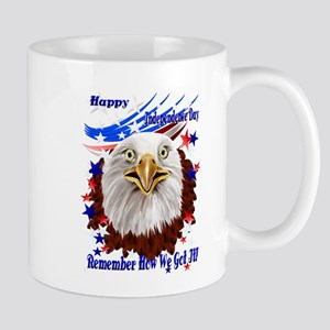 Grand Ol' Eagle-Independence Mug