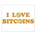 Bitcoins-6 Small Poster