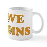 Bitcoins-6 Mug