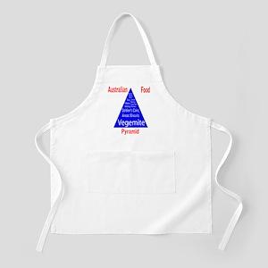 Australian Food Pyramid Apron