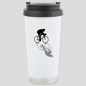 Cycling Bike Stainless Steel Travel Mug