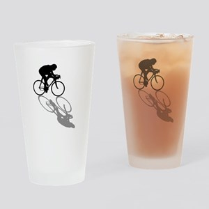 Cycling Bike Drinking Glass