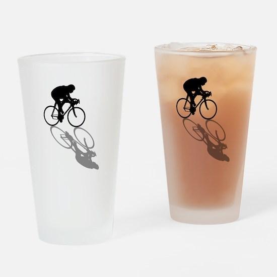 Cycling Bike Drinking Glass