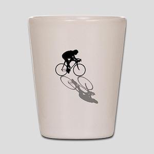 Cycling Bike Shot Glass