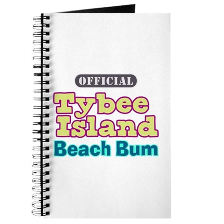 Tybee Island Beach Bum - Journal