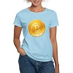 Bitcoins-1 Women's Light T-Shirt