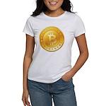 Bitcoins-1 Women's T-Shirt