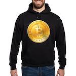 Bitcoins-1 Hoodie (dark)
