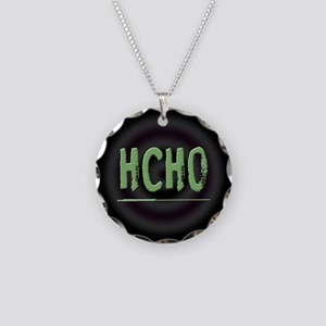 HCHO Necklace Circle Charm