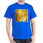 Bitcoins-3 Dark T-Shirt