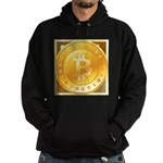 Bitcoins-3 Hoodie (dark)