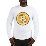 Bitcoins-5 Long Sleeve T-Shirt