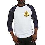 Bitcoins-5 Baseball Jersey