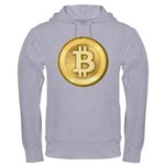 Bitcoins-5 Hooded Sweatshirt