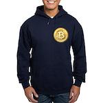 Bitcoins-5 Hoodie (dark)