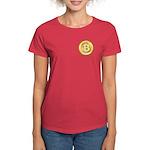 Bitcoins-5 Women's Dark T-Shirt