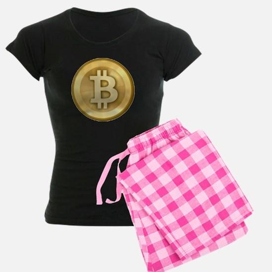 Bitcoins-5 Pajamas
