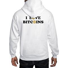 Bitcoins-2 Hoodie