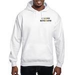 Bitcoins-2 Hooded Sweatshirt