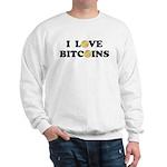 Bitcoins-2 Sweatshirt
