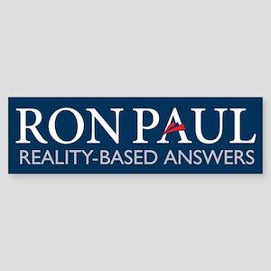 Ron Paul for President Sticker (Bumper)
