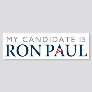 Ron Paul for President Sticker (Bumper)