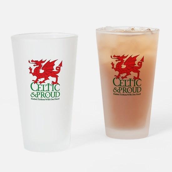 C&P Welsh Pint Glass