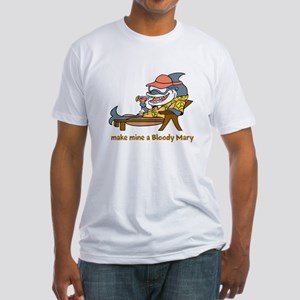 Bloody Mary Fitted T-Shirt