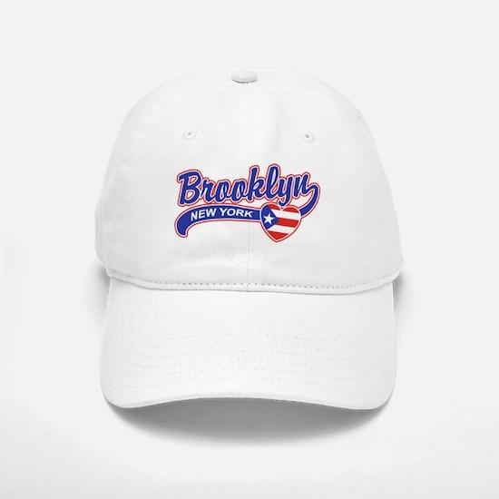 Brooklyn Puerto Rican Baseball Baseball Cap