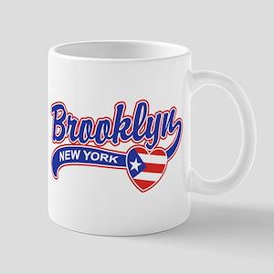 Brooklyn Puerto Rican Mug