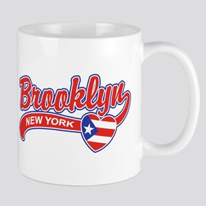 Brooklyn Puerto Rican Mug