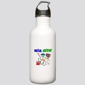 Medical Assistant Stainless Water Bottle 1.0L