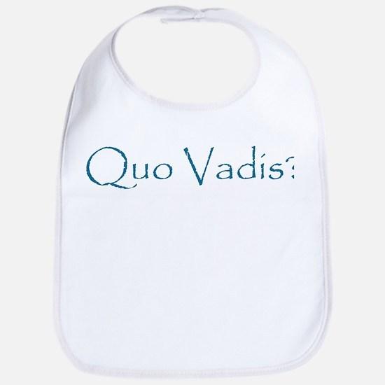 Quo Vadis? Bib