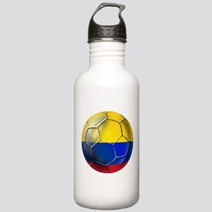 Colombian Soccer Futbol Stainless Water Bottle 1.0